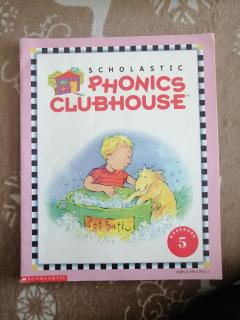 Phonics Clubhouse - Workbook 5