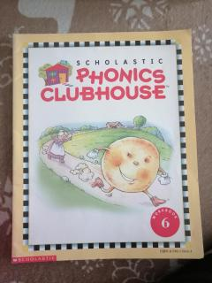 Phonics Clubhouse - Workbook 6