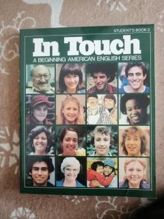 In Touch: A Beginning American English Series. Student's Book 2