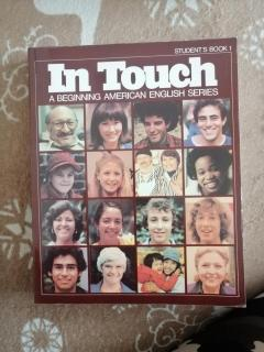 In Touch: A Beginning American English Series. Student's Book 1