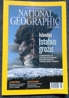 National Geographic Lietuva, 2012 m., Nr. 5