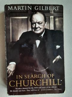 In research of Churchill
