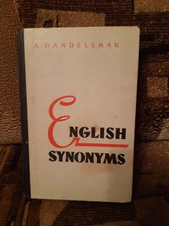 Soule's Dictionary of English Synonyms