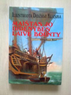 Maištas jo didenybes laive Bounty