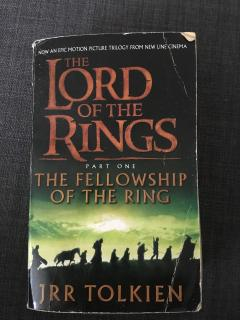 The Lord of the Rings. The Fellowship of the Ring