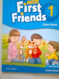 First friends 1: Class Book