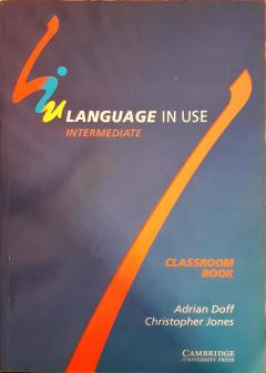 Language in use Intermediate Classroom Book