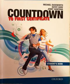 Countdown To First Certificate: Student's Book