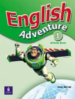 English Adventure 1. Pupil's book