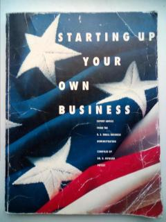 Starting up your own business
