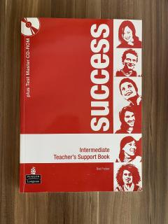 Sucxess intermediate  teacher's support book
