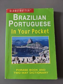 Brazilian Portuguese In Your Pocket
