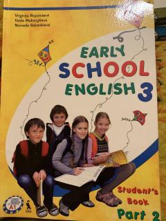 early school english 3 part 2