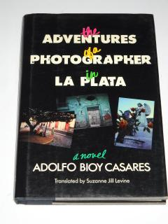 Adventures of A Photographer (hardcover)