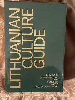 Lithuanian culture guide