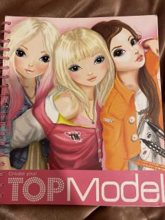 create your top model