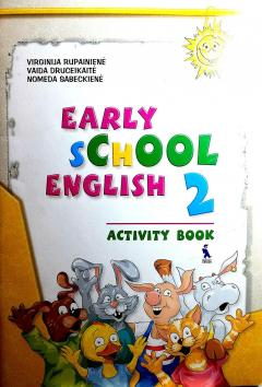 Early school English 2. Activity book