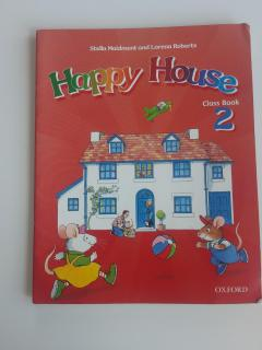Happy House Class Book 2
