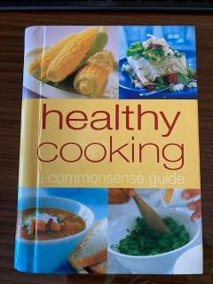 Healthy cooking.A commonsense guide.