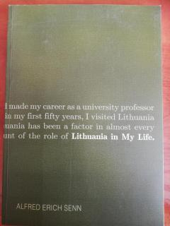 Lithuania in My Life