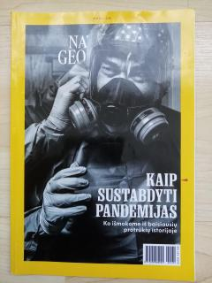 National Geographic Lietuva 2020/08