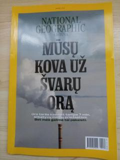 National Geographic Lietuva. 2021.04