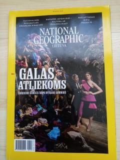 National geographic Lietuva. 2020/03