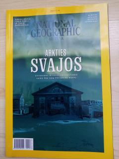 National geographic Lietuva 2020/12