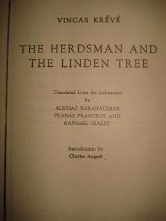 The herdsman and the linden tree