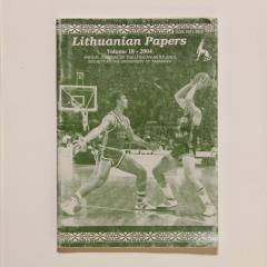 Lithuanian Papers 2004/18