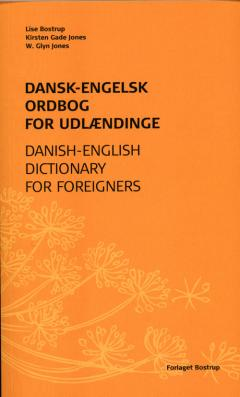 Danish-English dictionary for foreigners