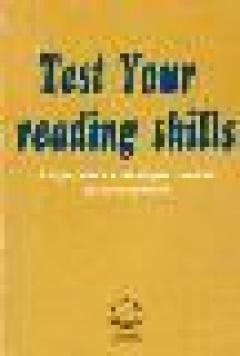 Test Your Reading Skills