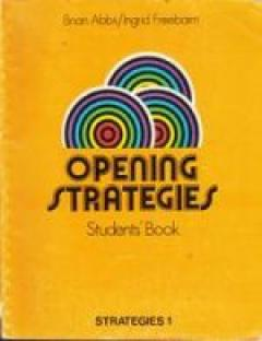 Opening strategies. Student's book.