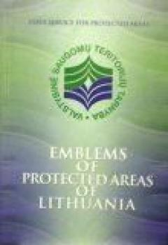 Emblems of protected areas of Lithuania