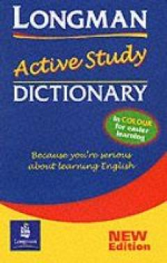 Longman active study dictionary 4th edition
