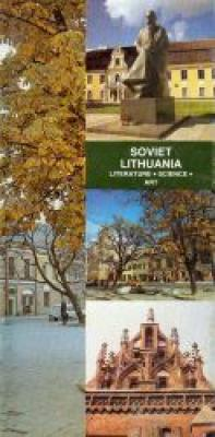 Soviet Lithuania: Literature, Science, Art