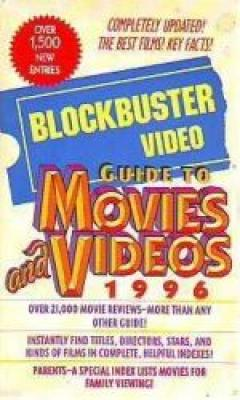 Blockbuster Video: Guide to Movies and Videos 1996