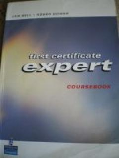 First Certificate Expert. Coursebook