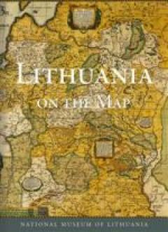 Lithuania on the map