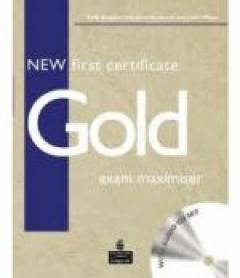 New First Certificate Gold Exam Maximiser