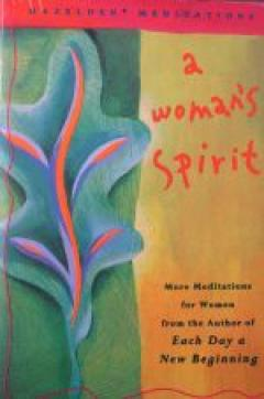 A Woman's Spirit (Hazelden Meditations)