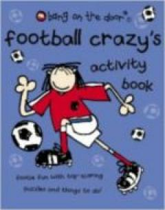 Football Crazy's Activity Book