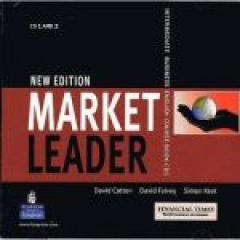Market Leader: Intermediate Business English Course Book CDS