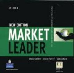 Market Leader: Pre- Intermediate Business English Course Book CDS