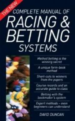 New Complete Manual of Racing/Betting sistems