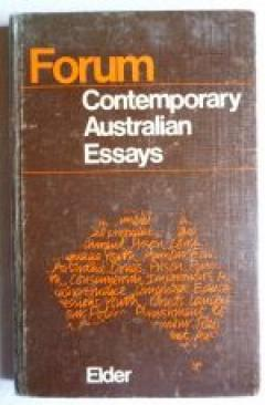 Forum- Contemporary Australian Essays