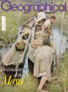 Geographical Magazine (The), 1981 m., Nr. 1