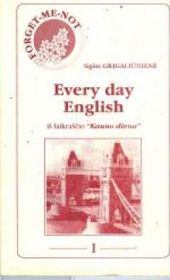 Every day English (I)