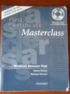 First Certificate Masterclass Workbook