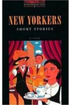 New Yorkers. Short stories. (with CD)